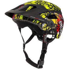 O'Neal Defender 2.0 Casque, vandal orange/neon yellow